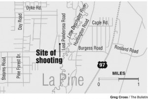 Officers in shooting in La Pine cleared by jury