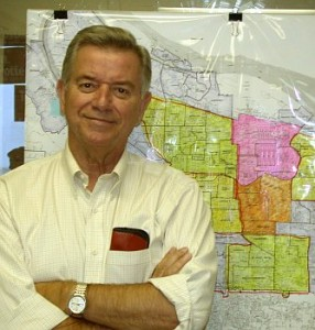 Portland Mayor Tom Potter