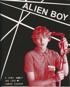 ALIEN BOY - the zine