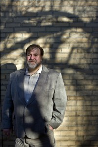 Daniel Smith, a therapist at the Oregon State Hospital.