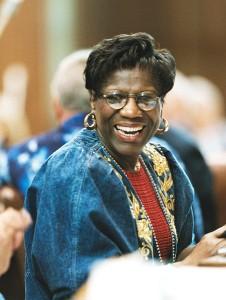 State Senator Margaret Carter