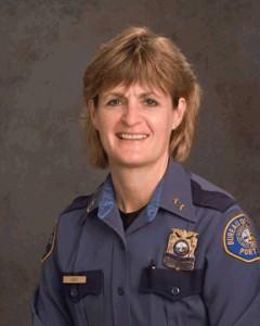 Portland Police Bureau Chief Rosie Sizer