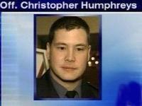 Portland Police Officer Christopher Humphrey