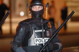 Portland Police Officer Ron Frashour