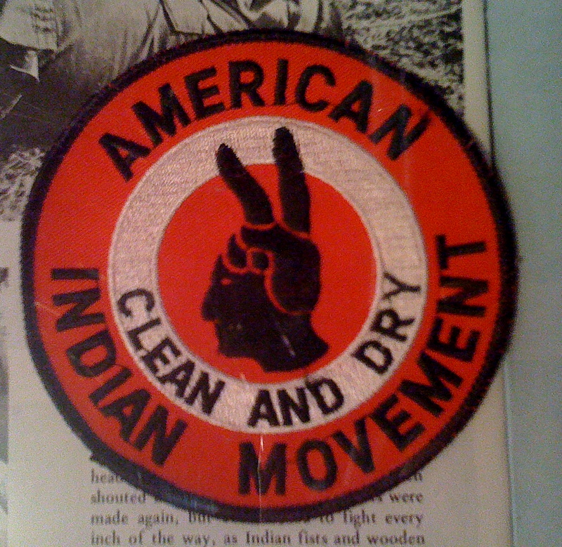 American Indian Movement - Clean and Dry