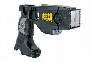 TASER X26 with TaserCam