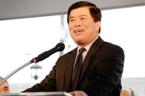 Rep. David Wu (Photo: Flickr.com/Thomas Le Ngo)