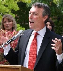 Jeff Cogen, Multnomah County Chair