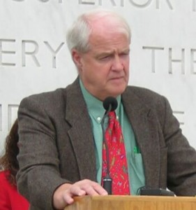 State Senator Peter Courtney is the primary proponent of building a psychiatric hospital in Junction City.