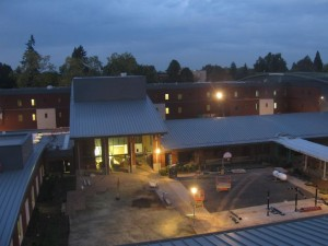 Renovations continue at the Oregon State Hospital in Salem. (Photo: Hoffman Construction)