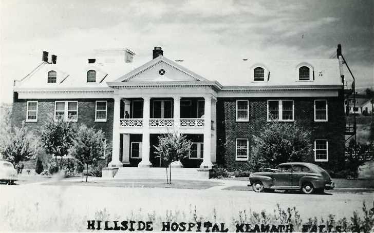 Klamath Falls Hillside Hospital