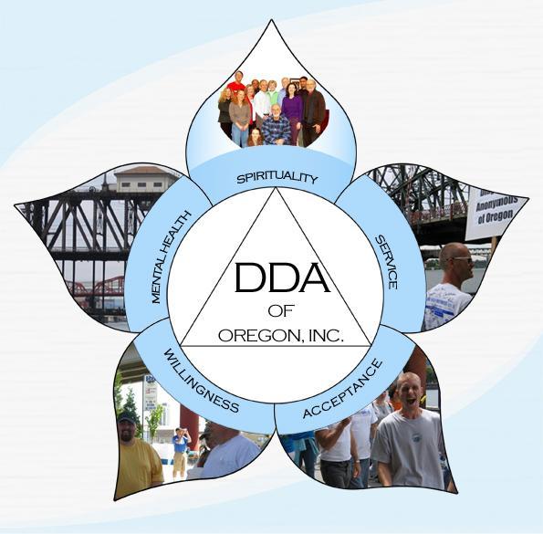 DDA Oregon Logo