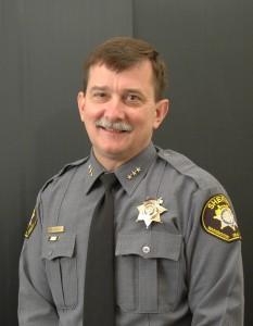 Rob Gordon, Washington County Sheriff