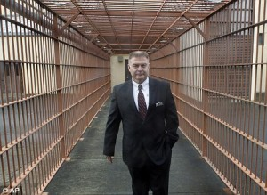 Oregon State Penitentiary Superintendent Jeff Premo