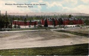 Western Washington State Hospital for the Insane