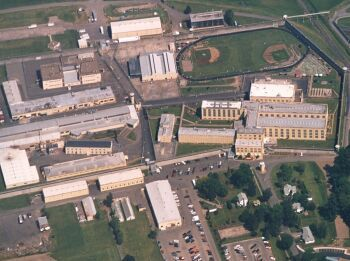 Oregon State Penitentiary in Salem