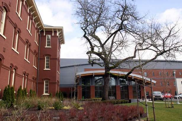The Oregon State Hospital is having an open house Friday so the public can view the new facility. The new facility is slated to become fully operational in March. Thursday, March 1, 2012. (DIANE STEVENSON | Statesman Journal)