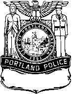 Portland Police Bureau Badge