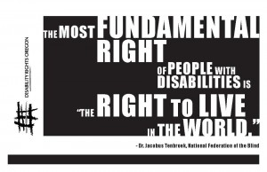 Dr. Jacobus tenBroek 1916-1968 Author, Jurist, Professor, Founder of the National Federation of the Blind