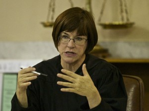 Multnomah County Judge Jean Kerr Maurer