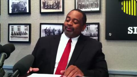 Daryl Turner, president of the Portland Police Association