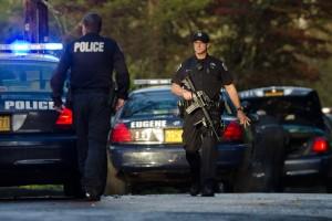 Eugene police