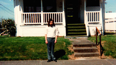 James Chasse at his Portland group home