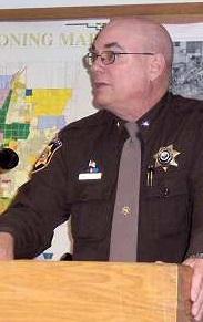 Deschutes County Sheriff Les Stiles