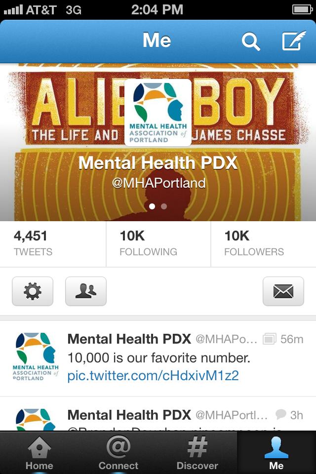 Alien Boy Twitter 10K