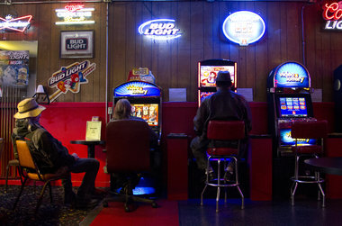 The Oregon Lottery uses electronic machines, considered among the most addictive forms of gambling.