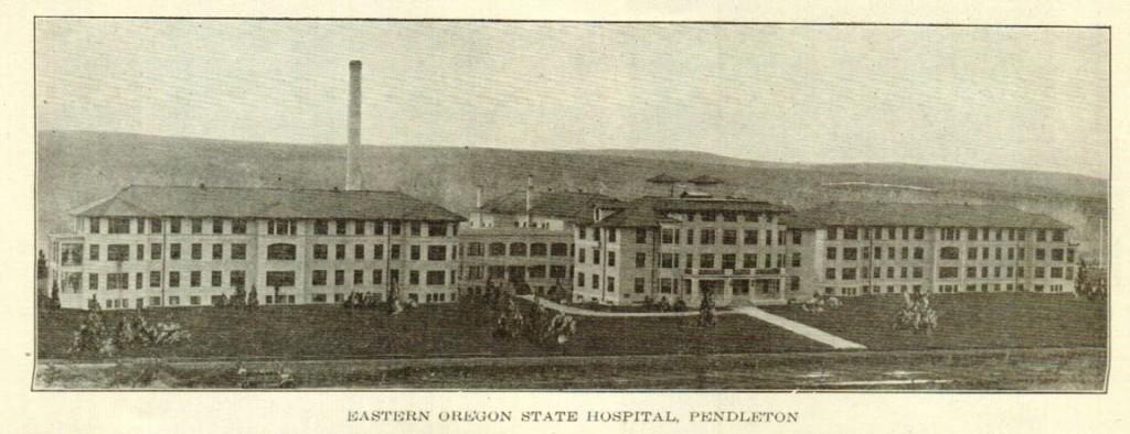Eastern Oregon Psychiatric Center, 1913