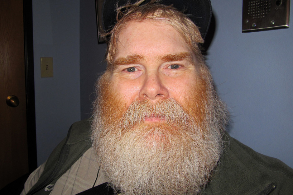 Vietnam veteran Cliff Bedell says peer services help with his PTSD.