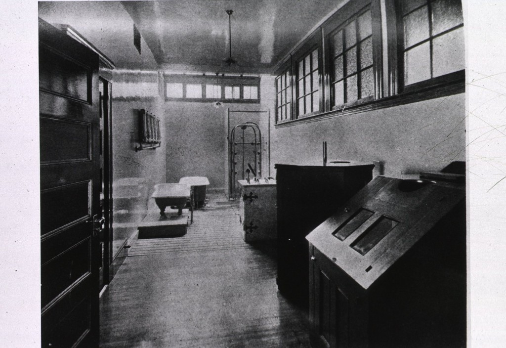 Hydropathic Room - Davis House