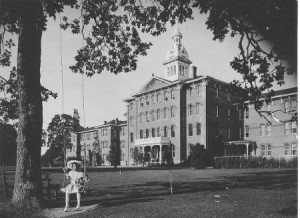Oregon State Hospital, about 1910