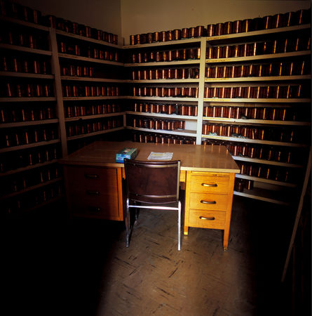 Cremains Room