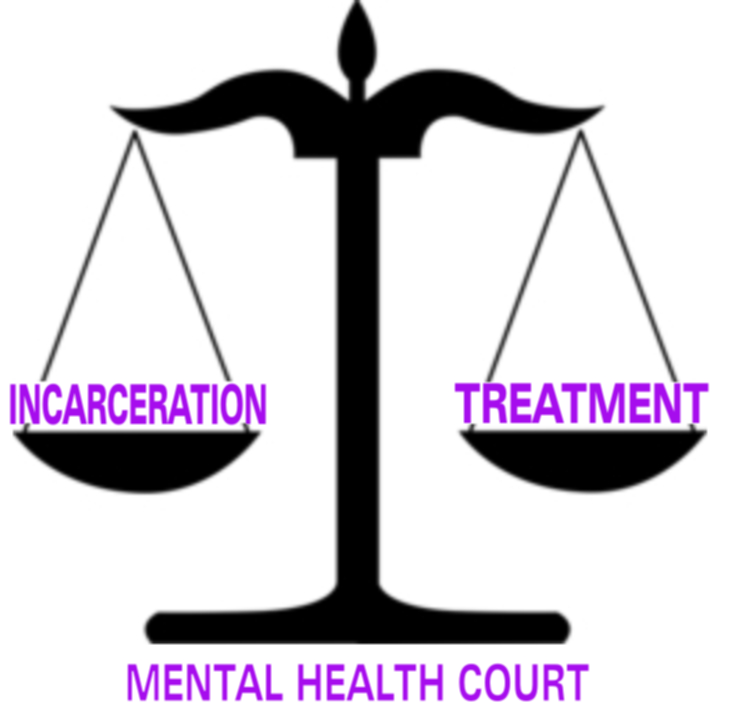 Mental Health Court graphic