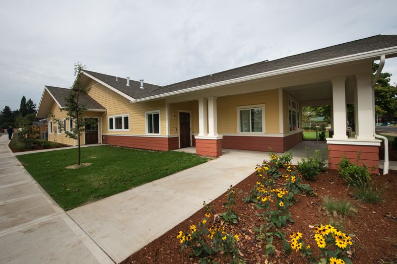 New intensive treatment group home at the Albertina Kerr campus on 162nd Avenue