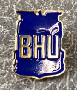 Pin worn by officers in Behavioral Health Unit