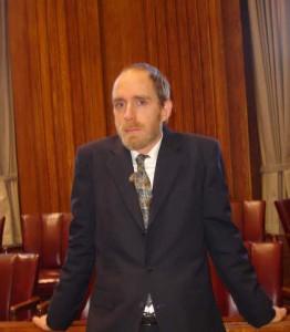 Robert Seeger's attorney Ben Haile
