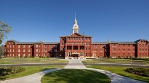 Kirkbride Building, Oregon State Hospital