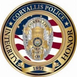 Corvallis Police symbol