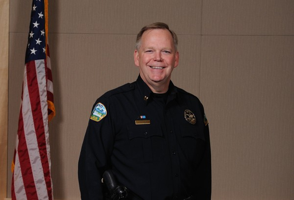 Bend Chief of Police Jim Porter