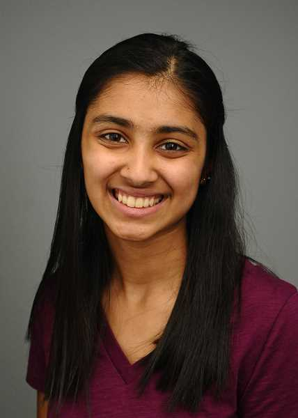 Author Kriti Rastogi, Sophomore, Lake Oswego High School