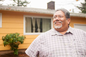 Miguel Tellez is a former addict who now runs a residential group home in Rockwood for Latino men recovering from addiction.