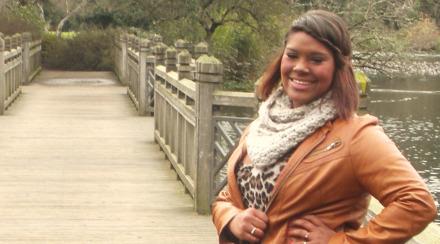 Al Forthan Scholarship Winner Shatanya Banks