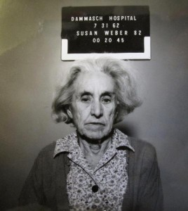 This is an undated photo provided by Oregon State Hospital of Susanna Weber. Weber was one of more than 3,000 patients whose remains were never claimed and remain at the hospital.