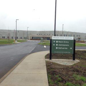 Oregon State Hospital, Junction City