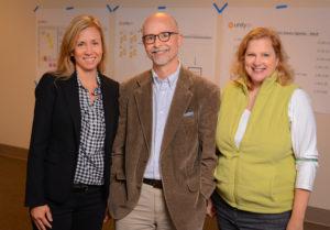 Kristi Ashbrook, OHSU; James Mol, Kaiser Permanente; Judy Schumacker, Legacy Health