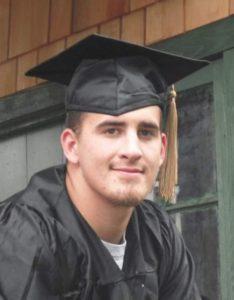Vincent Davidson-Gilbert graduation
