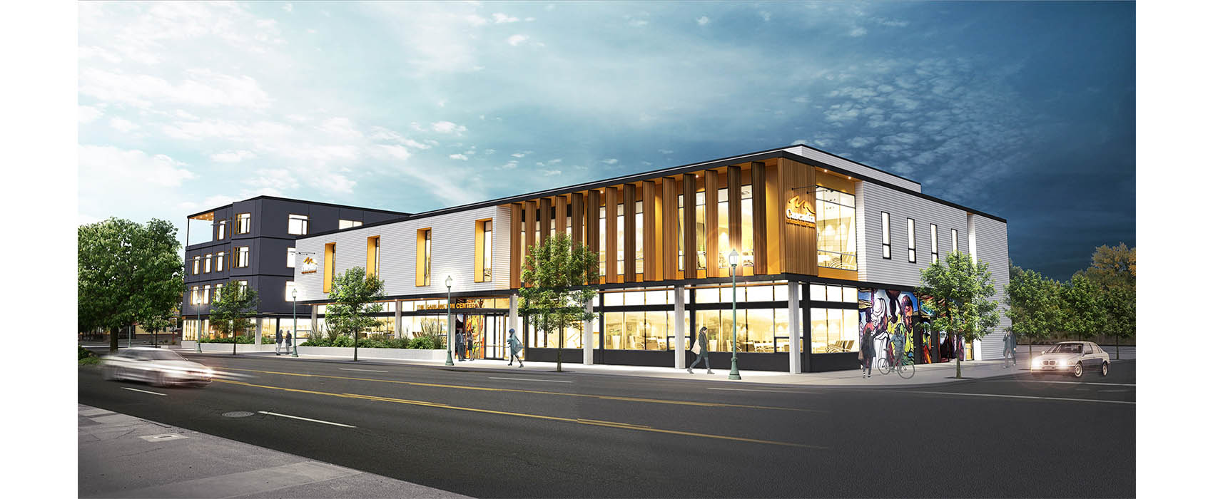 Garlington health and wellness center and cascadia for Garlington homes